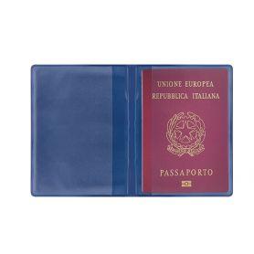Porta passaporto in TAM, personalizzabile con il tuo logo