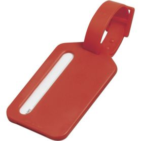 Label port name baggage with clip customized with your logo
