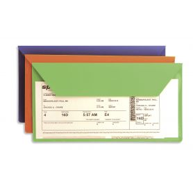copy of Door travel Voucher in Nylon with zipper customized with your logo