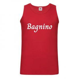 Canotta Bagnino / Salvataggio Unisex 100% Cotone Fruit Of The Loom