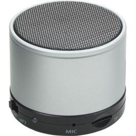 Cassa Speaker Wireless in metallo. Personalizzabile con il tuo logo