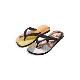 Flip flops Unisex Sublimation customized colors