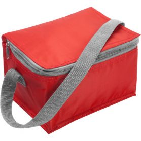 Thermal bag with a duffle bag 21.5 x 16 x 12.5 cm, customizable with your logo