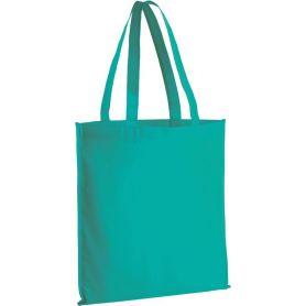 Shopper/Busta 36 x 40 cm. Tiffany, Termosaldata, con manici lunghi