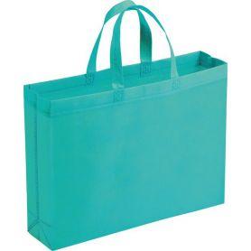 Sac Shopping 42 x 32 x 10 cm en TNT. Personnalisable avec votre logo