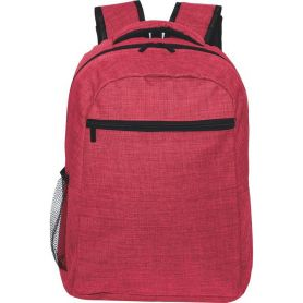 Backpack 31 x 41 x 11 cm, pocket PC port. Customizable with your logo