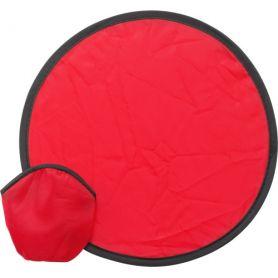 Frisbee in nylon 170T Ø 20 cm, richiudibile. Personalizzabile con il tuo logo