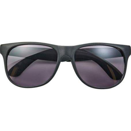 Sunglasses, model standard, colorful stems, UV 400. Customizable with your logo!