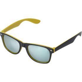 Lunettes de soleil de lentilles à l'huile effet, protection UV 400. Personnalisable avec votre logo!