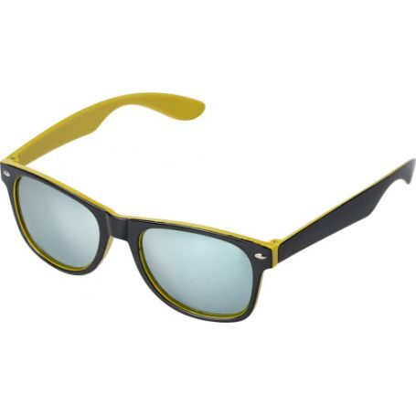 Sunglasses lenses oil effect, UV protection 400. Customizable with your logo!