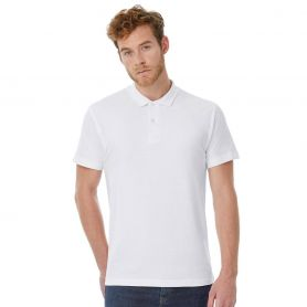 Polo Unisex ID.001, short sleeve, 100% Cotton, B&C