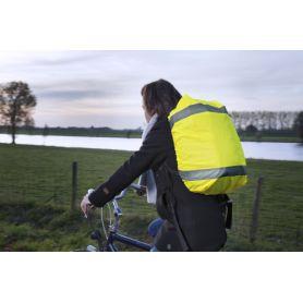 Couverture de sécurité pour baglio moto/vélo. Personnalisable avec votre logo