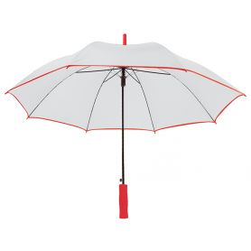 "Automatic Umbrella is 105 x 83 cm ""Subli Rain"". Customizable with your logo!"