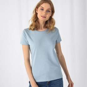 T-Shirt Organic E150 Donna Manica Corta B&C