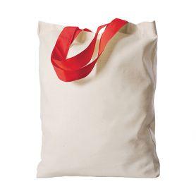 PROMO Shopper/Busta 26x32cm 100% Cotone con manici corti Scarlett