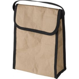 Bag, 20 x 25 x 9 cm thermal paper bag for lunch. Customizable with your logo