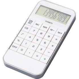 Calcolatrice 10 cifre, design di un cellulare. Personalizzabile con il tuo logo