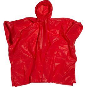 Poncho, emergency raincoat in PEVA with case.