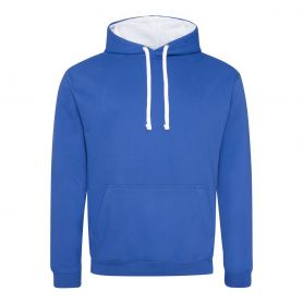 Sweat-shirt Varsity Hoodie 280 gr/m2 couleur 80/20 Unisex Just Hoods