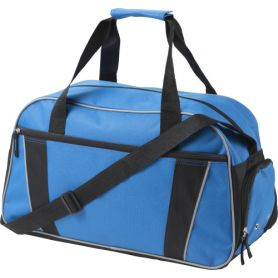 Sports/travel bag with extra compartment shoes and shoulder strap, 49 x 29 x 24 cm