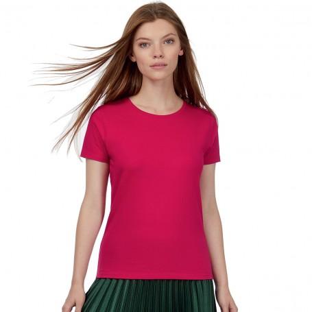T-Shirt E190/Femmes à Manches Courtes B&C