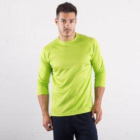 T-Shirt Run T LSL, tessuto traspirante. Sprintex