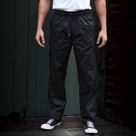 Pantalon cargo chef Essential's Cargo Pocket, tailles unisexes. Premier ministre