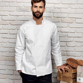 Giacca/Casacca da cuoco Long Sleeve Chef's Jacket. Manica lunga. Unisex. Premier