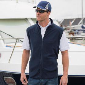 Fleece vest, Micro Fleece Gilet. 200 gr/sqm. Unisex. Result, 20