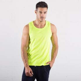 Sport Running Tank Top tank tank tank. 100% Polyester. Removable label. Sprintex, 19