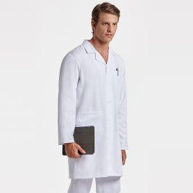 Work coat, Bata Vaccine. 65/35. 195 g/m2. Unisex. Roly