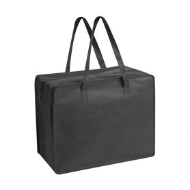 Shopper/Envelope 40 x 36 x 20 cm in TNT closure with ZIP and front pocket. Shop Box