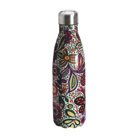copy of a water Bottle Sublimation Aluminium 400ml with screw cap and housing, customizable color