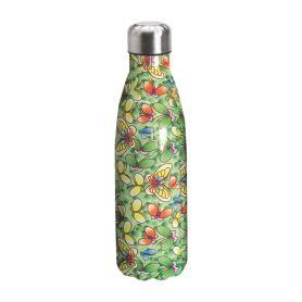 "Water bottle ""Bruin Bear"" 500ml, double wall in stainless steel, thermal. 02"