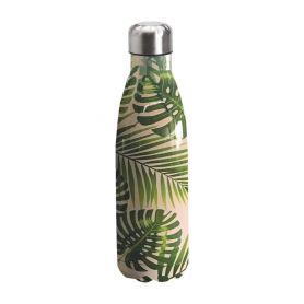 "Water bottle ""Bruin Bear"" 500ml, double wall in stainless steel, thermal. 07"