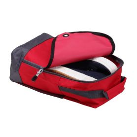 Shoe bag with breathable ark 21 x 34 x 10 cm