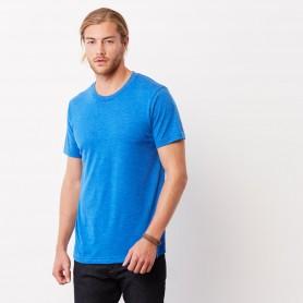 T-Shirt Unisex Triblend S/S Tee Unisex Manica corta Bella + Canvas