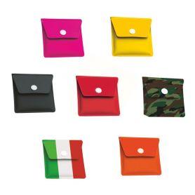 copy of Cendrier de poche ingnifugo 8 x 8 cm, personnalisable avec votre logo