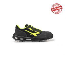 Work shoe. Model Yellow U-Power. S1P SRC ESD