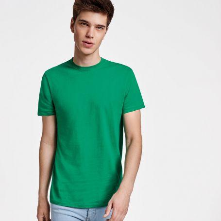 T-Shirt Unisex 150 gr - 100% Coton. Roly atomique