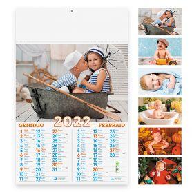 "Calendar 2022 ""Children"" 30 x 47.5 cm wall. illustrated"