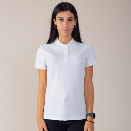 Polo Evolution Woman S/S Short Sleeve Black Spider