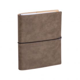 Agenda/Wallet 2022 Daily 15 x 21 cm with SDS elastic. Vintage Line