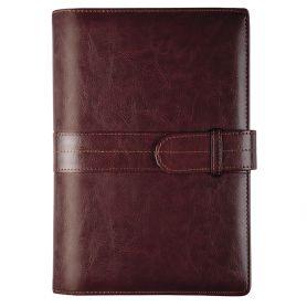 Agenda/Wallet 2022 Daily 17 x 24 cm. Premium Eco-leather Line