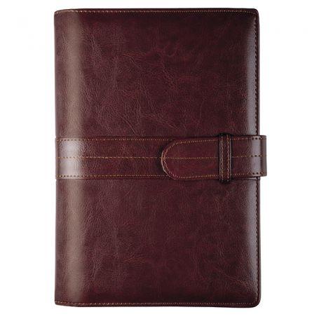 Agenda/Wallet 2022 Weekly 17 x 24 cm. Premium Eco-leather Line
