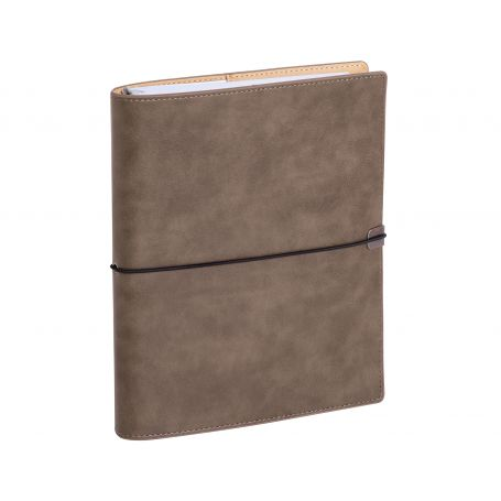 Agenda/Wallet 2022 Daily 17 x 24 cm with SDA elastic. Vintage Line