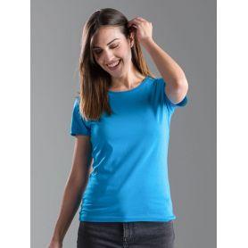 T-Shirt de l'Évolution des Femmes à Manches Courtes Araignée Noire
