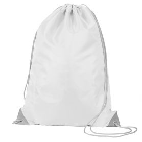 Multipurpose Bag/Backpack 33 x 45 cm Subli. 100% Recycled Polyester. RPET