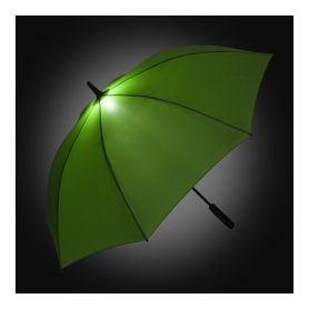 """copy of BASE Automatic Umbrella is 108 x 88.5 cm """"Bois"""". Customizable with your logo!"""