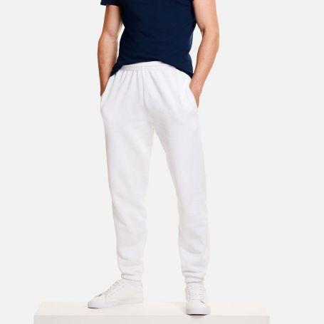 Pantalone Tuta Classic Elasticated Cuff Jog Pants Unisex 80/20 Fruit Of The Loom